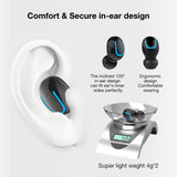 Alpha Digital Bluetooth Earbuds   Model: Q32