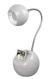 "3.5"" Desk Lamp Digital Photo Frame  Model: CD352LD"
