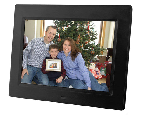 8 inch Full Function Digital Photo Frame CD802