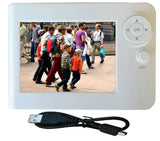 "PA351 - 3.5"" Personal Digital Photo Album - Super Slim Design"