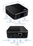 Sungale Smart TV Box STB370 Dimensions