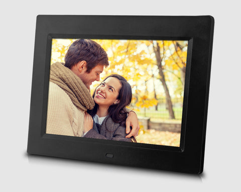 "8"" Full Function Digital Photo Frame  Model: CD802"