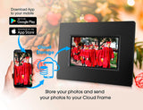 "Alpha Digital 7"" Cloud Frame   Model: KS782"