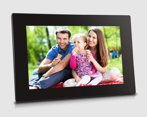 "Sungale Cloud Frame CPF1051, HD 10"" IPS Screen, (WiFi) 20GB Cloud Storage, iPhone and Android APP, works with SD cards and USB"