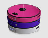 Round Stackable Power Bank 3 Disk  Model: SPB0201