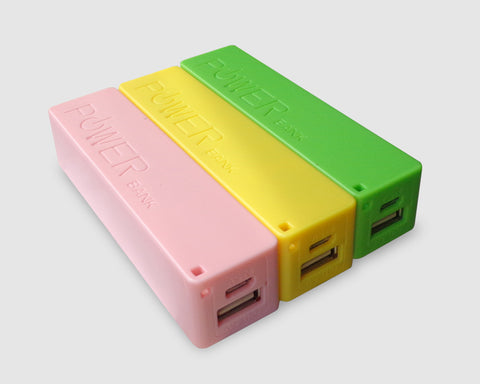 Perfume Style Power Bank  Model: SPB2000