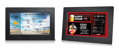 "10"" Digital Signage     Model: CPF1068"