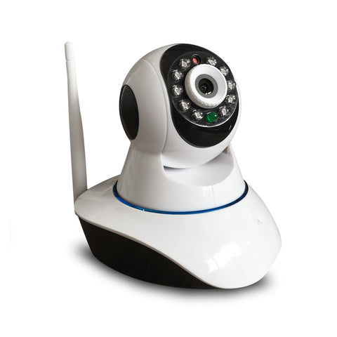 Sungale SG-IPC86 Super HD Wi-Fi Video Monitoring Surveillance Security Camera, Plug/Play, Pan/Tilt with Two-Way Audio & Night Vision