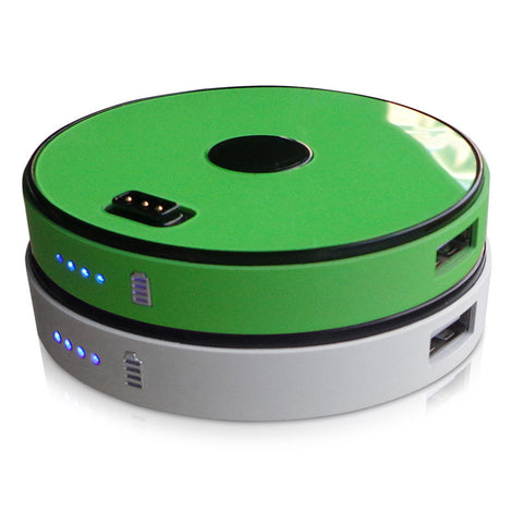 Round Stackable Power Bank 2 Disc Pack SPB0200