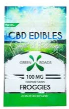 Green Roads Gummy Froggies