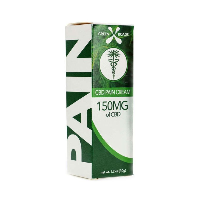 Green Roads CBD Pain Cream 150mg - CBD Kratom