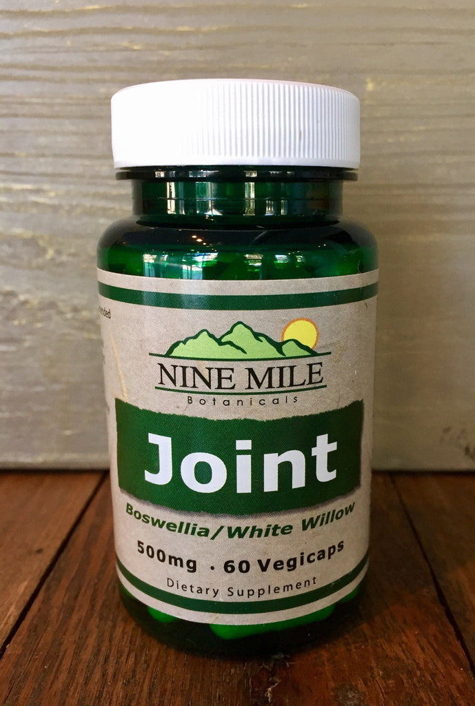 Nine Mile Botanicals Joint (Boswellia/White Willow)