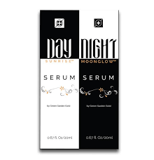 Day and Night Serum by Green Garden Gold 20mL