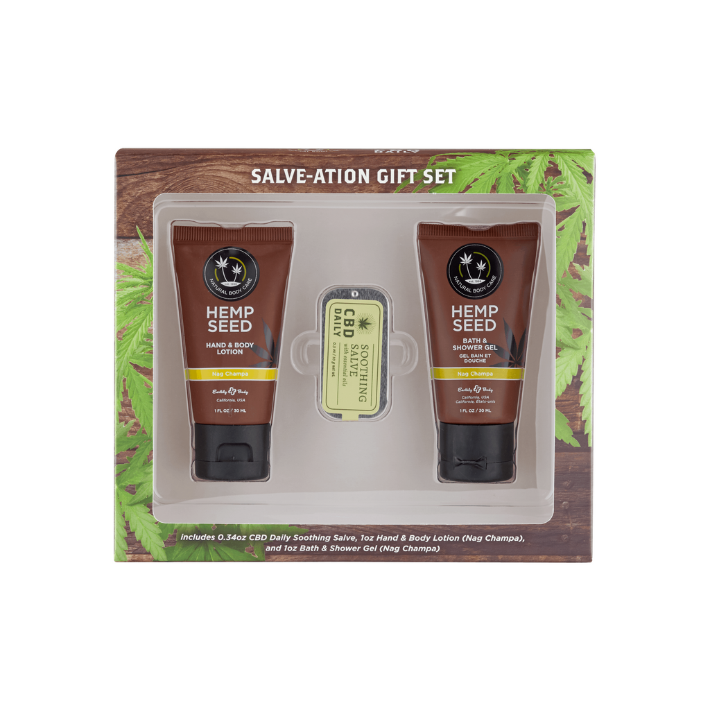 CBD Daily Salve-ation Kit - Shop CBD Kratom