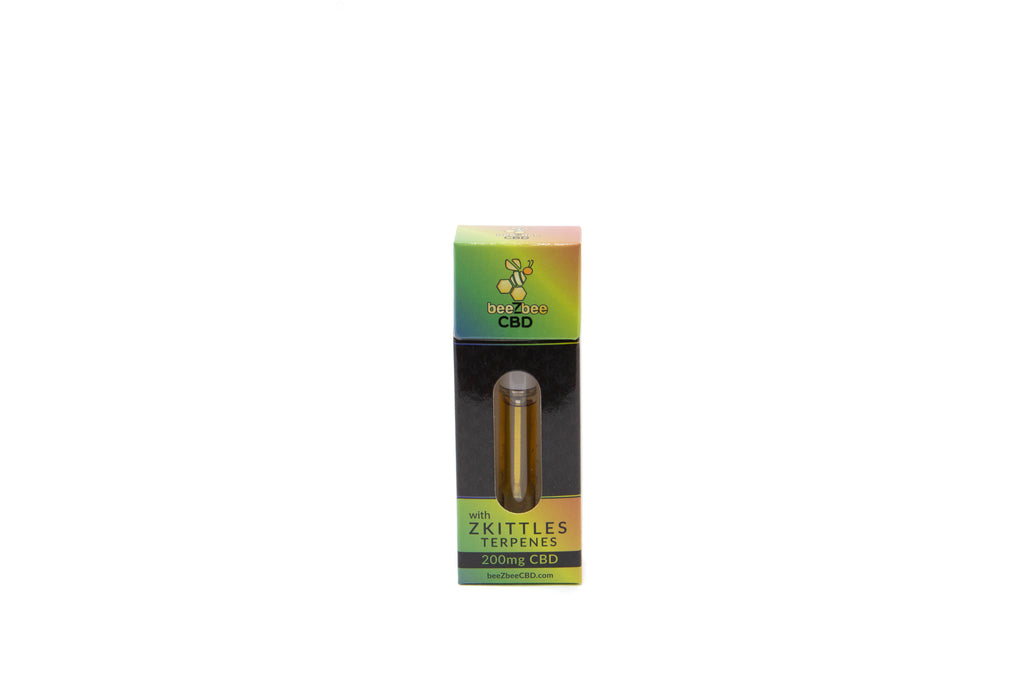 beeZbee CBD Terpene Cartridge 200mg - CBD Kratom