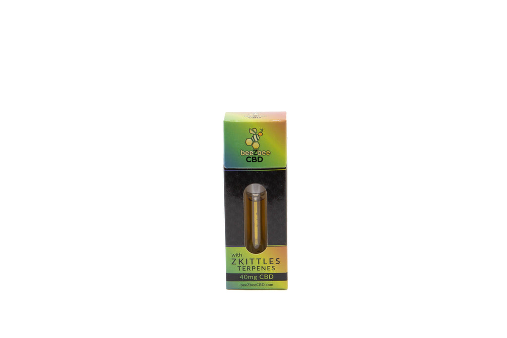 beeZbee CBD Terpene Cartridge 40mg - CBD Kratom