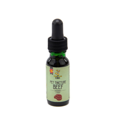 beeZbee CBD Pet Tincture 550mg - Shop CBD Kratom