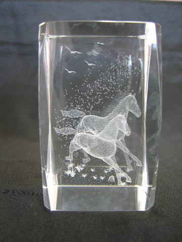 Crystal Horse - Asianly