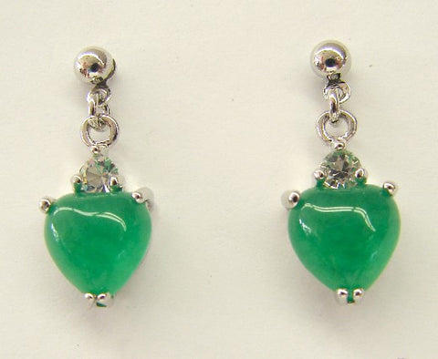 Jade Earrings - Asianly