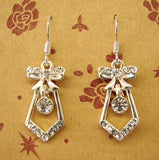 Sterling Silver Earrings - Asianly