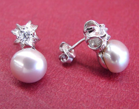 Pearl Earrings - Asianly