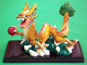 Dragon Statues - Asianly