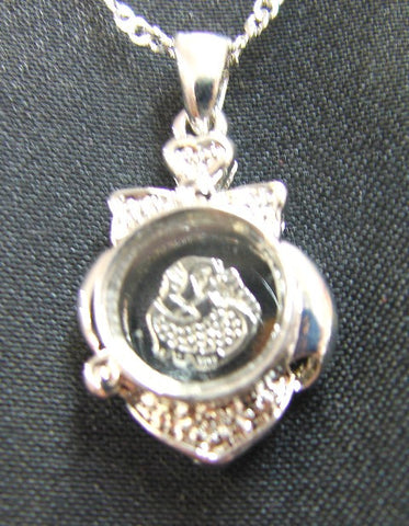 Silver Tiger Pendants - Asianly