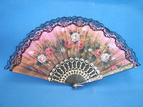 Spanish Hand Fans - Asianly