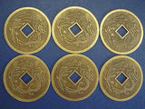 6 of Dragon Phoenix Coins - Asianly