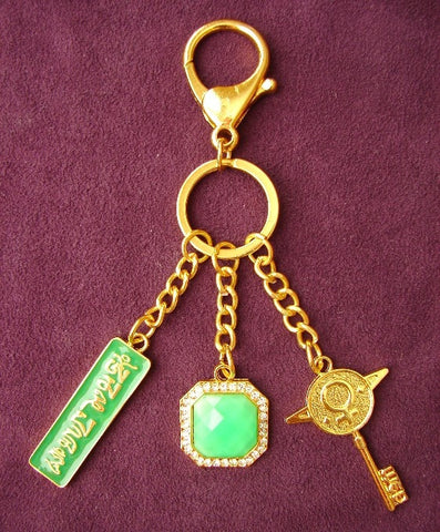 Green Gem Wednesday Talisman - Asianly