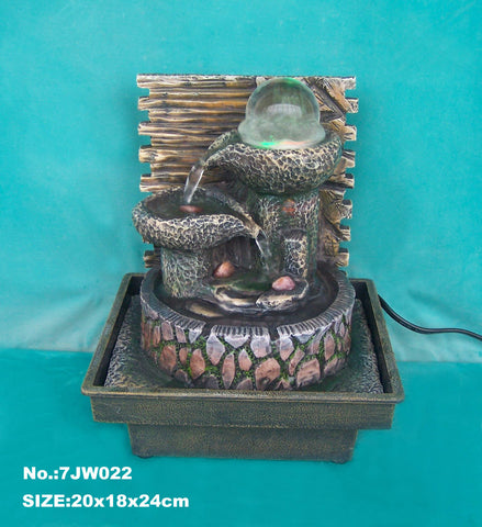 Indoor Water Fountain - Asianly
