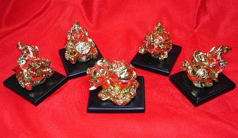 Set of Feng Shui Elephants - Asianly
