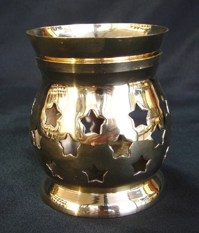 Brass Incense Oil Burner - Asianly