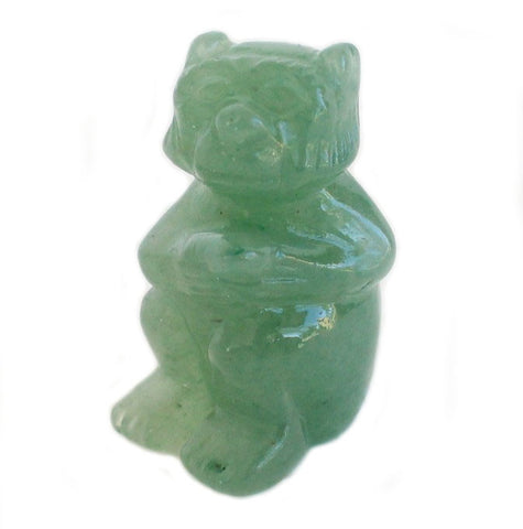 Jade Monkey Statue - Asianly