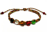 5-Element Bracelet with 5-Element String - Asianly