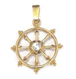 Fortune Wheel Pendant - Asianly