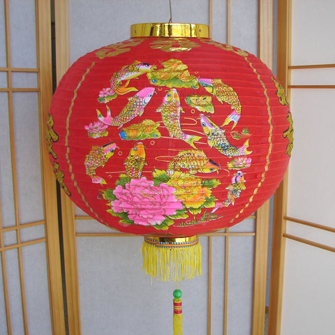 Chinese Red Lantern - Asianly