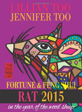 Lillian Too & Jennifer Too Fortune & Feng Shui 2015 Rat - Asianly