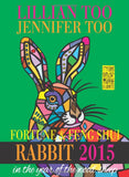 Lillian Too & Jennifer Too Fortune & Feng Shui 2015 Rabbit - Asianly
