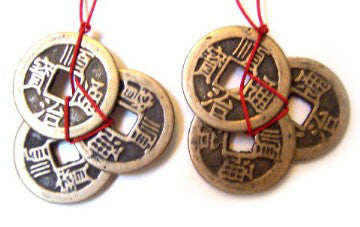 2 Sets of Prosperity Coins - Asianly
