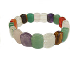 Assorted Stone Bracelet - Asianly