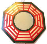 Feng Shui Traditional BaGua Mirrors - Asianly