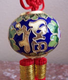 Cloisonnes Good Luck Charm - Asianly
