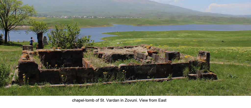 Documenting Monuments in Armenia and Artsakh