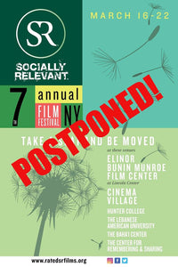 POSTPONED ~ ARMENIAN FILMS AT THE Socially Relevant Film Festival (SRFF) New York ~ POSTPONED