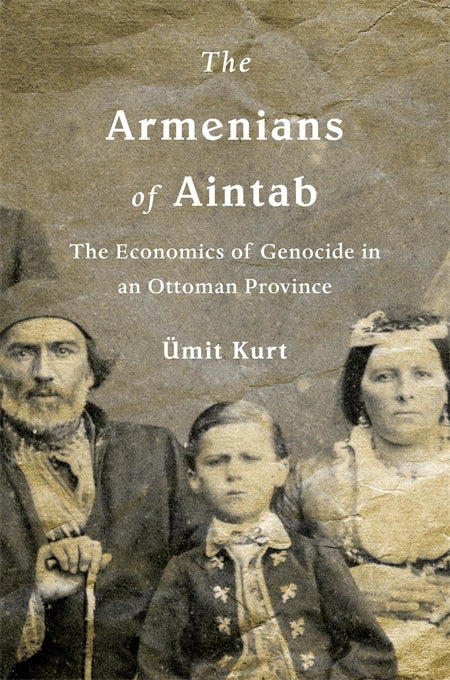 A CONVERSATION WITH HISTORIANS ÜMIT KURT AND DIRK MOSES ~ Tuesday, May 11, 2021 ~ On Zoom/YouTube