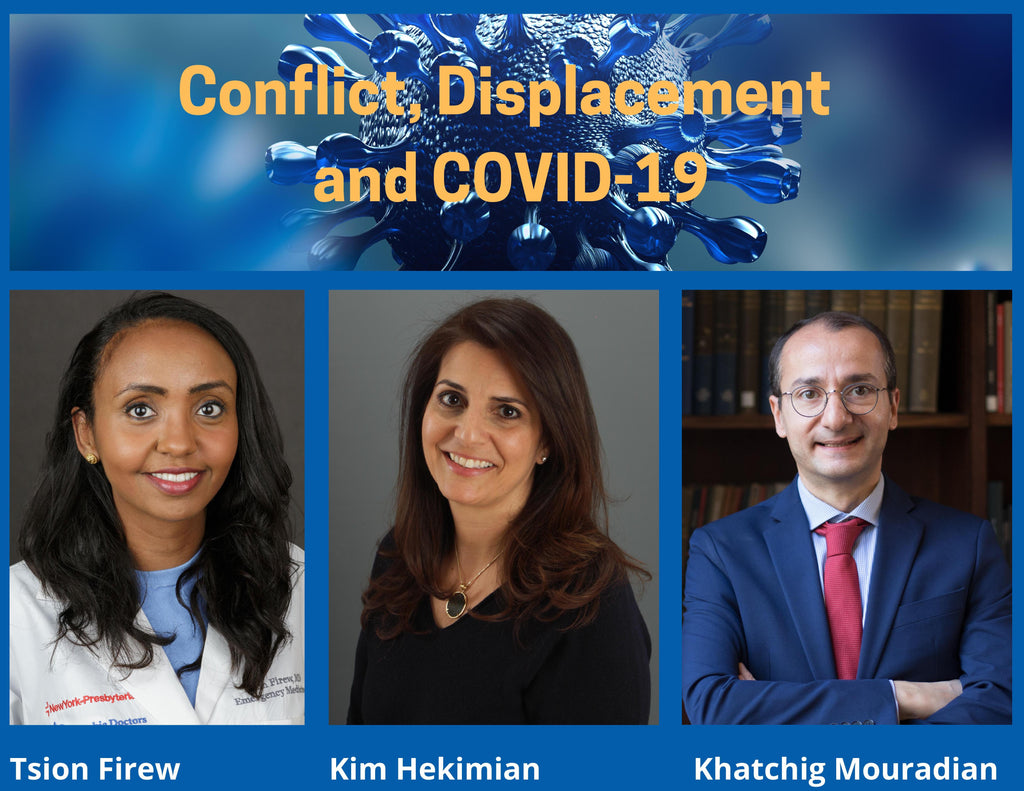 Conflict, Displacement, and COVID-19