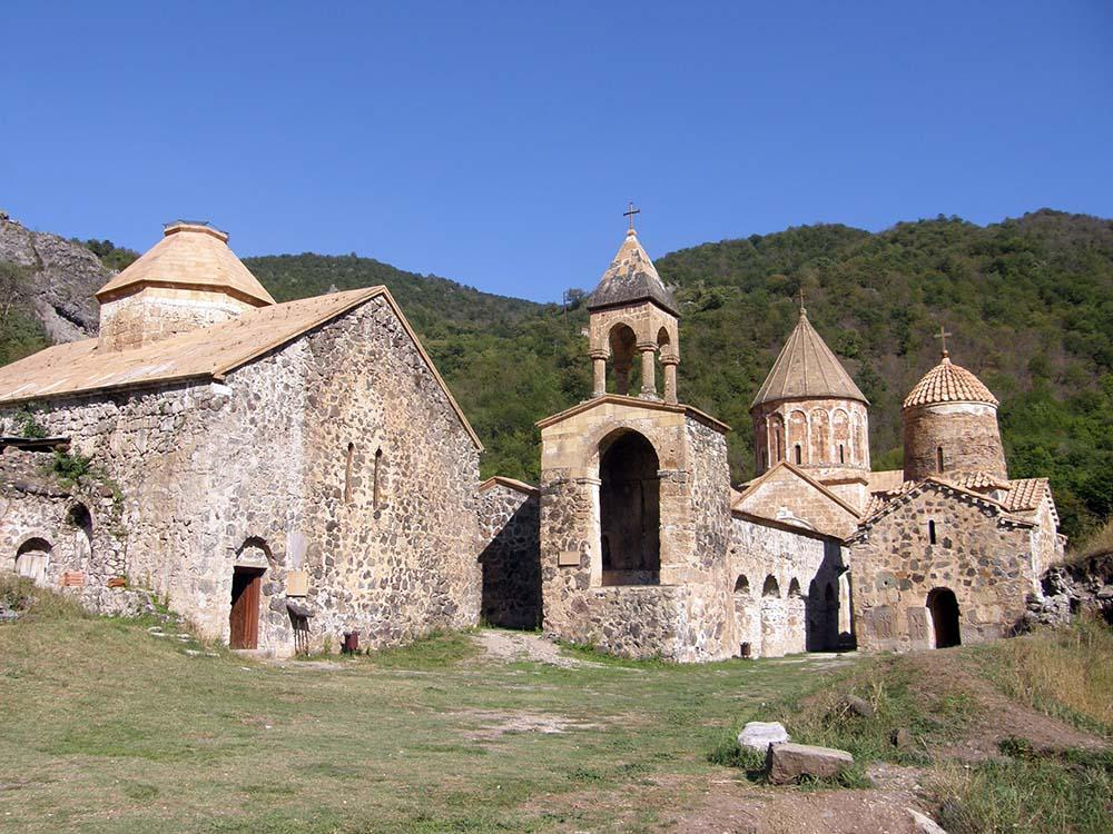 Armenian Architecture and Monuments of Artsakh (Nagorno-Karabakh) and the Work of RAA (Research on Armenian Architecture)