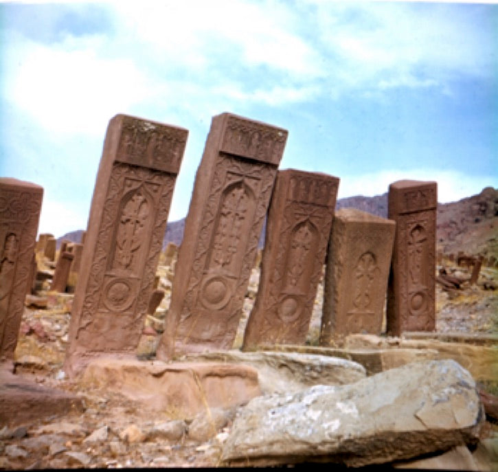 CULTURAL DESTRUCTION, CULTURAL MEMORY: The Heritage of the Khachkars of Jugha (Old Julfa) ~ Thursday, July 30, 2020 ~ Live on Zoom/YouTube