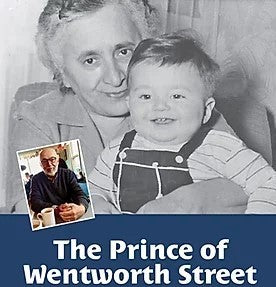 THE PRINCE OF WENTWORTH STREET: An American Boyhood in the Shadow of Genocide ~ Tuesday, November 17, 2020 ~ LIVE on Ring Central